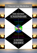 The Metric Calendar, a Metric Diary cover